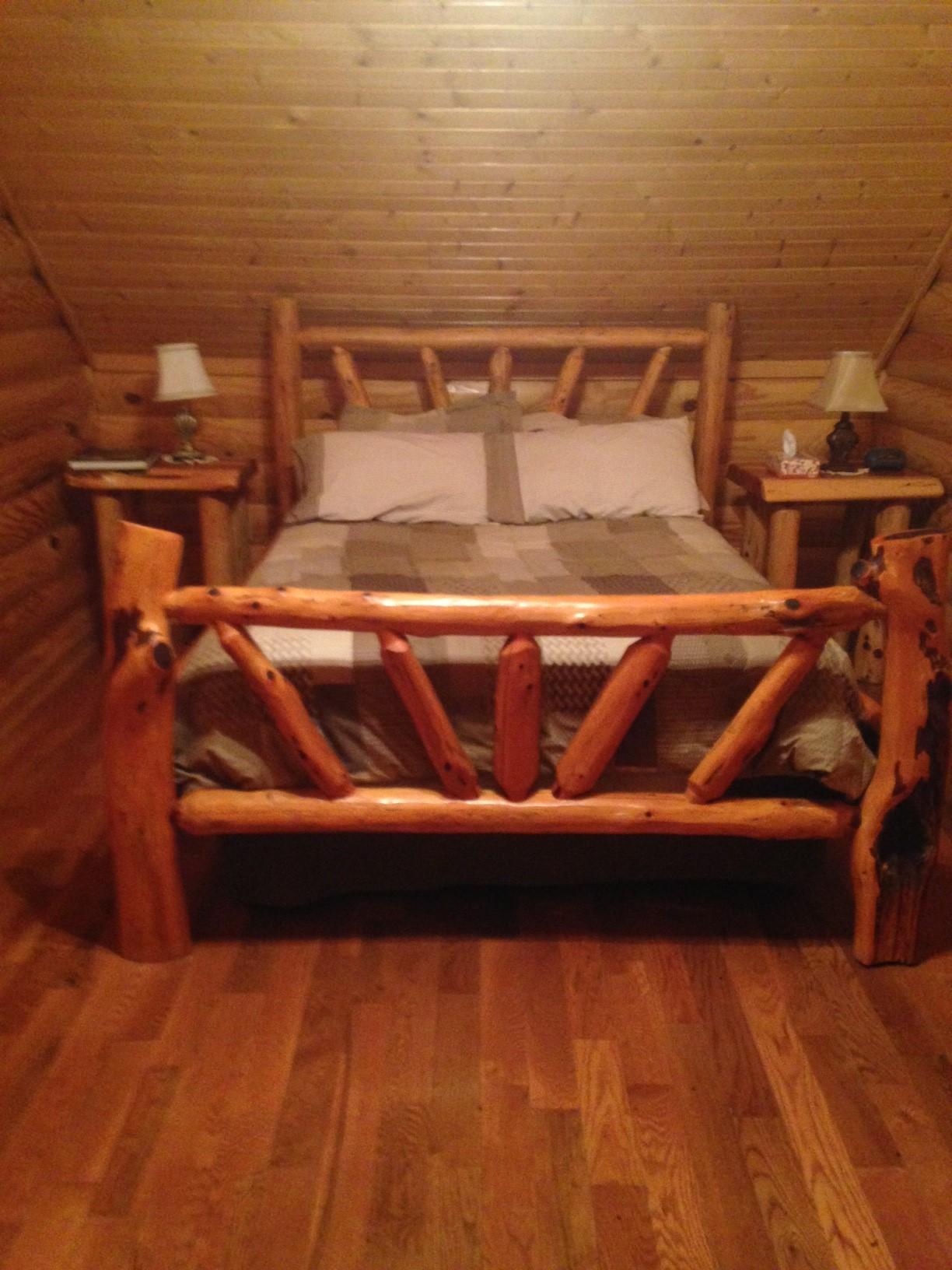 Eagles Perch Bedroom